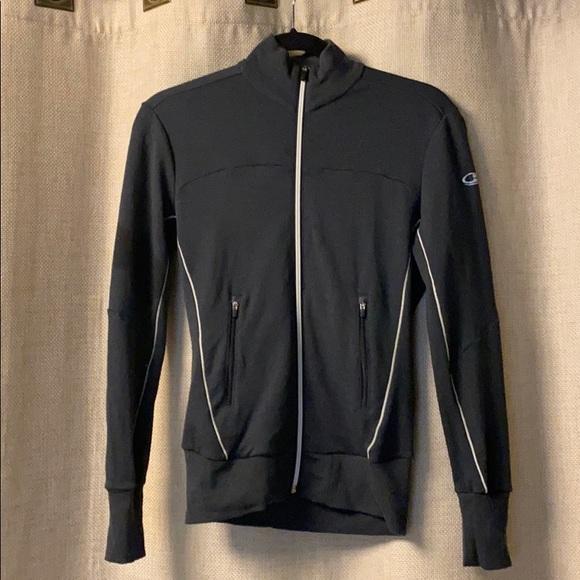 Icebreaker Jackets & Blazers - Navy Icebreaker GT Jacket, XS